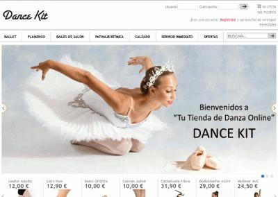 Dance-Kit.com – Tienda de danza online