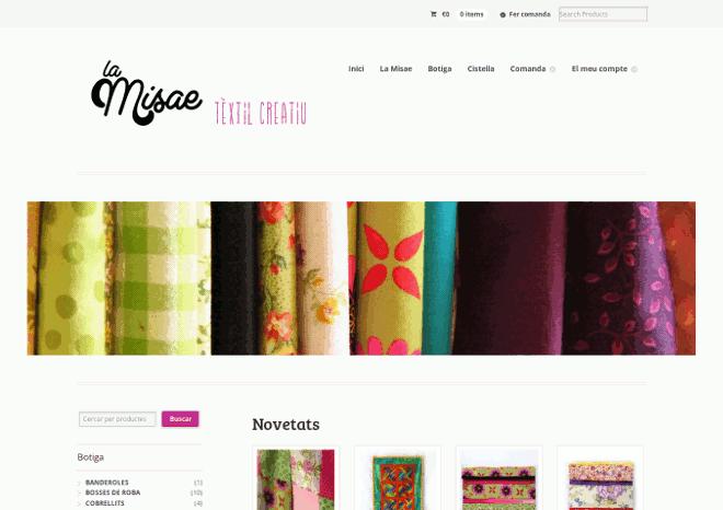 LaMisae.com – Textil creativo