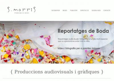SMorris.tv – Producciones gráficas y audiovisuales