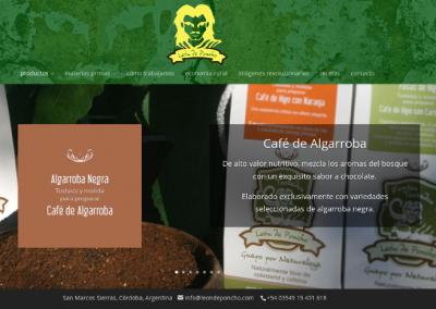 Leon de Poncho – Bebidas Revolucionarias